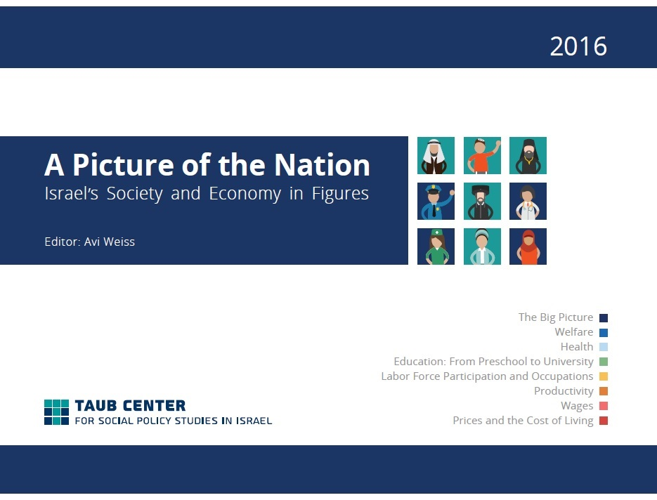 A Picture of the Nation 2016 Taub Center