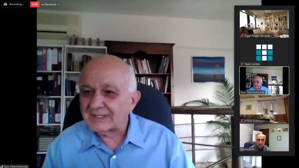 Professor Dov Chernichovsky